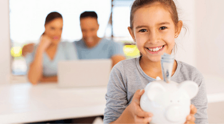 Financial Habits that Kids can Learn from Their Parents